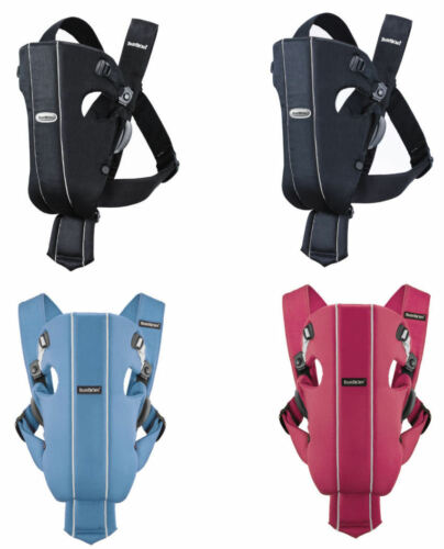 BabyBjorn Baby Bjorn Child Carrier Original Black / Blue / Light Blue /Raspberry in Baby, Baby Gear, Baby Carriers & Slings | eBay
