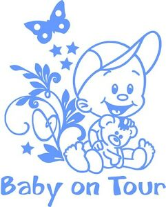 Babyaufkleber-Kinderaufkleber-Namenaufkleber-Geschwisteraufkleber-GRH14
