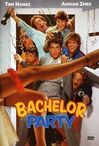 Bachelor Party (DVD, 2009, Sensormatic)