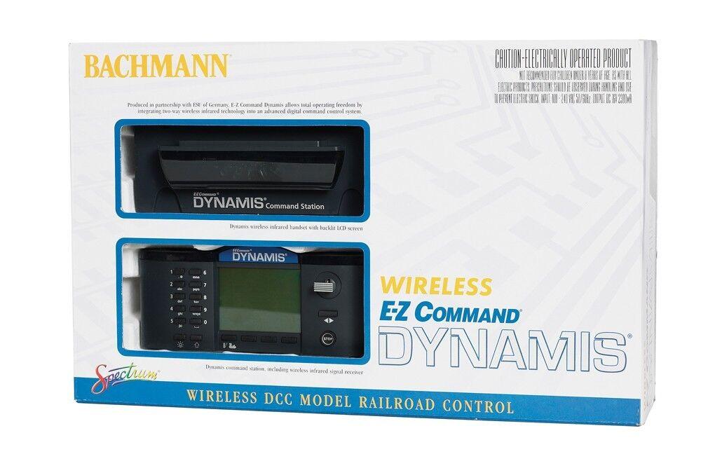 Bachmann 36-505 ez command dynamis wireless dcc control system