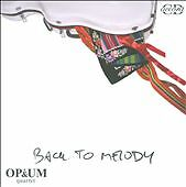 Back to Melody by Radoslaw Nur (CD, Apr-...