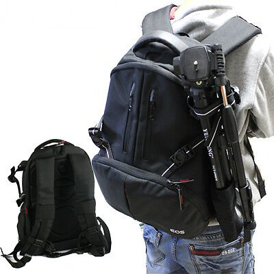 Backpack Shoulder Bag Case Shockproof rain-proof for Canon EOS DSLR SLR camera in Cameras & Photo, Camera & Photo Accessories, Cases, Bags & Covers | eBay