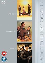 Bad Boys / Bad Boys 2 / S.W.A.T. (DVD)