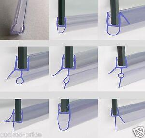 Mm Glass Bottom Shower Door Sweep Seal