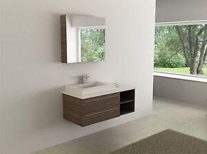 badm bel set badezimmer waschbecken badschrank waschtisch g ste wc badregal ebay. Black Bedroom Furniture Sets. Home Design Ideas