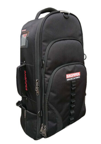 Bagpiper Explorer Backpack Case for Highland Bagpipes Rucksack Luxury