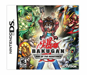 Bakugan: Rise of the Resistance  (Ninten...