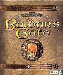 Baldur's Gate (Apple, 2000)