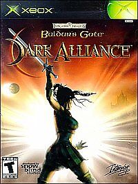 Baldur's Gate: Dark Alliance  (Xbox, 200...