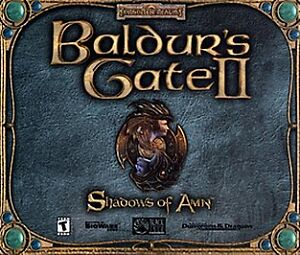 Baldur's Gate II: Shadows of Amn  (Mac, ...
