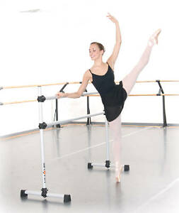 Ballet Barre BD48 Portable 4ft DOUBLE Bar - Stretch/Dance Bar - Vita Vibe NEW in Sporting Goods, Exercise & Fitness, Gym, Workout & Yoga | eBay
