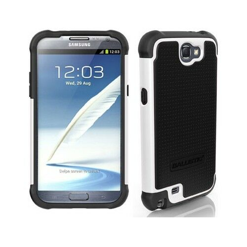 Ballistic Shell Gel Case Samsung Galaxy Note 2 - Black/White in Cell Phones & Accessories, Cell Phone Accessories, Cases, Covers & Skins | eBay