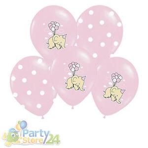 ballons babyparty party ballon deko baby geburt taufe. Black Bedroom Furniture Sets. Home Design Ideas