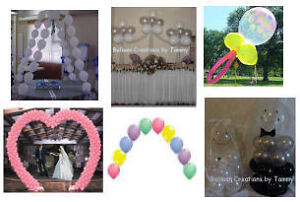 Balloon arch birthday wedding decorations balloon animals for Balloon decoration instructions