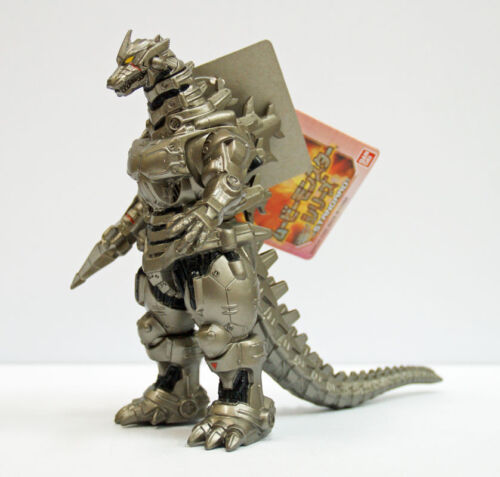 "Bandai Movie Monster Series Mecha Godzilla 6"" Figure (4543112329622) in Toys & Hobbies, Action Figures, TV, Movie & Video Games 