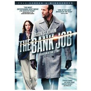 The Bank Job (DVD, 2008, Widescreen/Full...