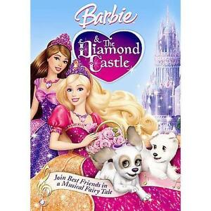Barbie & the Diamond Castle (DVD, 2008)