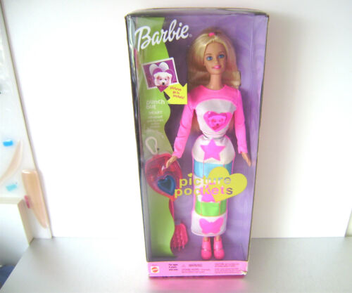 Barbie Doll 2000 Picture Pockets Blonde Neon Clothes Accessories NIB in Dolls & Bears, Dolls, Barbie Contemporary (1973-Now) | eBay