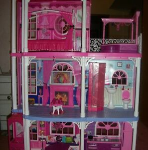 Barbie 3-Story Dreamhouse