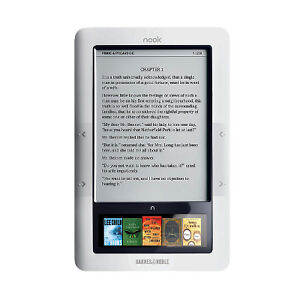Barnes & Noble NOOK 1st Edition 2GB, Wi-...