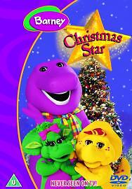 Barney - Christmas Star (DVD, 2003)