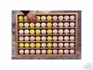Baseball Display Case / Hockey Display Case / 60 in Sports Mem, Cards & Fan Shop, Autographs-Original, Baseball-MLB | eBay