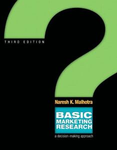 Basic Marketing Research by Naresh K. Ma...