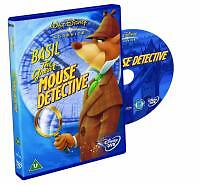 Basil The Great Mouse Detective (DVD, 20...