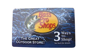 Bass Pro Shops $50 Gift Card in Gift Cards & Coupons, Gift Cards | eBay
