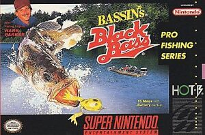 Bassin's Black Bass  (Super NES, 1994)