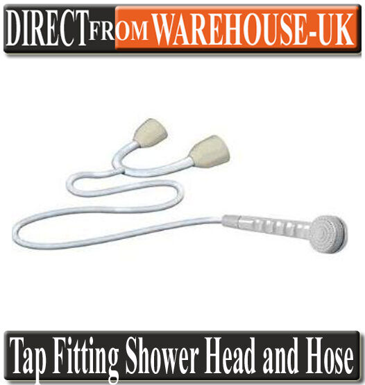 bath shower head and hose with rubber connectors mixer