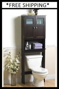 over the tank bathroom space saver cabinet bathroom spacesaver cabinet toilet storage shelf bath 24192