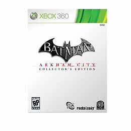 Batman: Arkham City -- Collector's Editi...