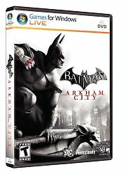 Batman: Arkham City  (PC, 2011)