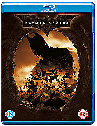 Batman Begins (Blu-ray, 2008)