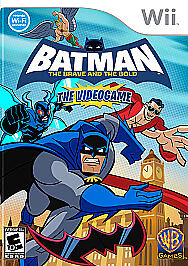 Batman: The Brave and the Bold -- The Vi...