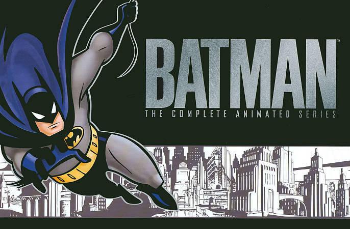 The Batman   The Complete Animated Series DVD, 2008