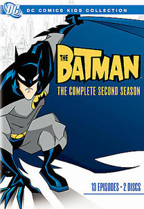 The Batman - The Complete Second Season ...