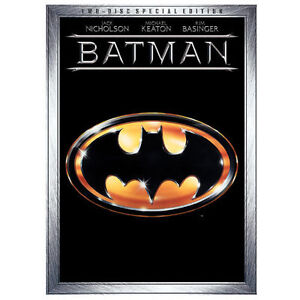 Batman (DVD, 2005, 2-Disc Set, Special E...