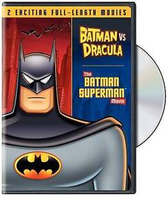 The Batman - Double Feature (DVD, 2009)