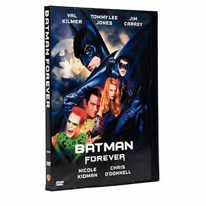 Batman Forever (DVD, 1997)