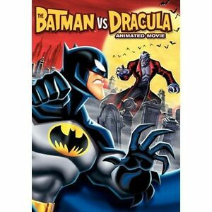 The Batman vs. Dracula (DVD, 2005)