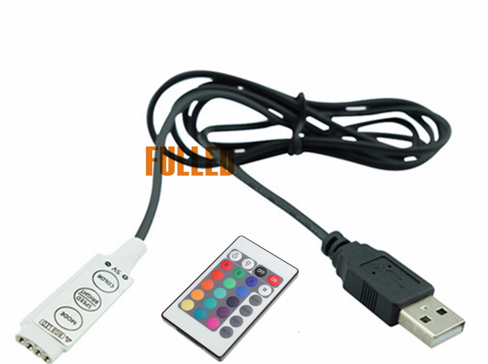 batterie box usb kabel mit mini controller dc plug f r led. Black Bedroom Furniture Sets. Home Design Ideas