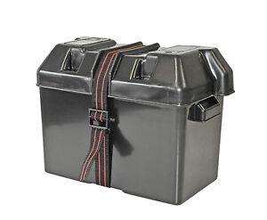 Batteriebox-Batteriekasten-grosse-Groesse-mit-Gurtband-Batterie-Kasten-gross