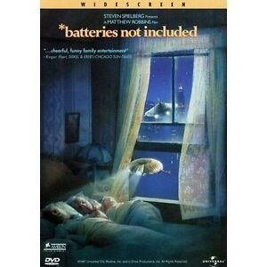 Batteries Not Included (DVD, 1999, Wides...