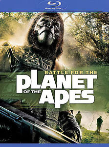Battle for the Planet of the Apes (Blu-r...