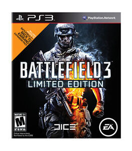 Battlefield 3 (Limited Edition)  (Sony P...