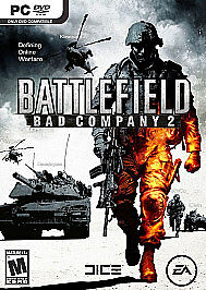 Battlefield: Bad Company 2  (PC, 2010)