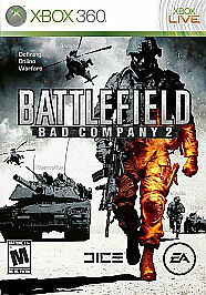 Battlefield: Bad Company 2  (Xbox 360, 2...