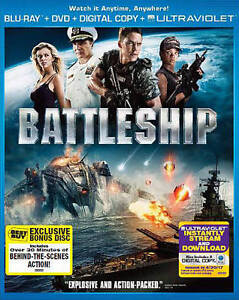 Battleship (Blu-ray Disc, 2012)